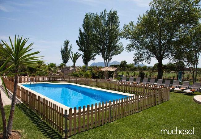 Casa rural en Alcúdia, Mallorca - Ref. 69614-2