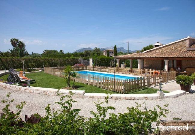 Casa rural en Alcúdia, Mallorca - Ref. 69614-21