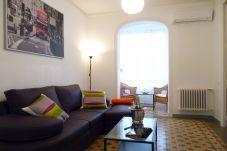 Apartamento con aire acondicionado en la zona de Eixample