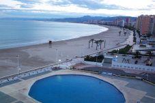 Apartamento en primera línea de playa de Cullera
