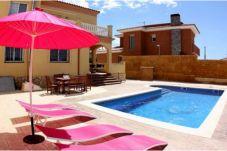 Villa en Miami Playa para 10 personas con 5 habitaciones
