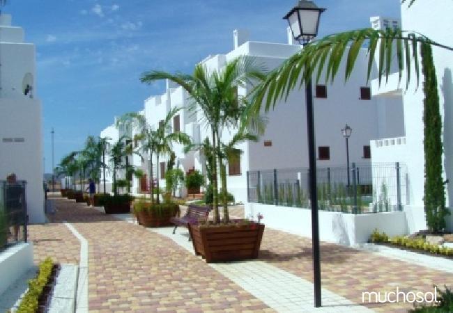 Bungalow de 2 habitaciones a 200 m de la playa en San Juan de los terreros - Ref. 76225-24