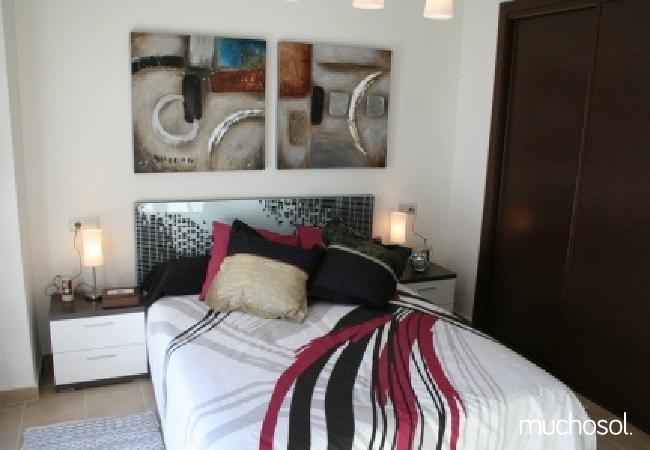 Bungalow de 2 habitaciones a 200 m de la playa en San Juan de los terreros - Ref. 76225-6