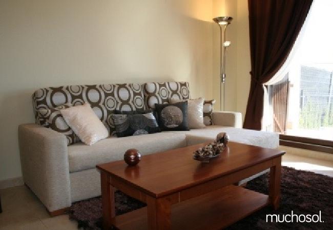 Bungalow de 2 habitaciones a 200 m de la playa en San Juan de los terreros - Ref. 76225-35
