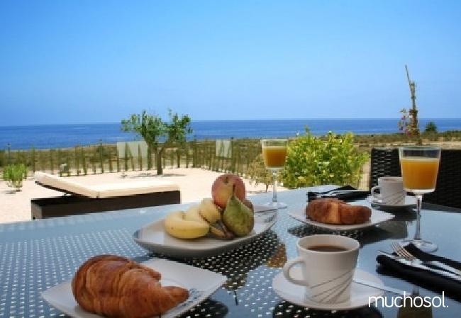 Bungalow de 2 habitaciones a 200 m de la playa en San Juan de los terreros - Ref. 76225-1