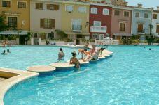 Apartamento con piscina en la zona de Portsaplaya