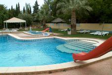 Apartamento con piscina en la zona de Cap i corp