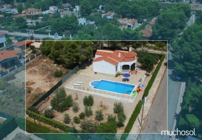 Villa de 3 habitaciones en Ametlla de Mar - Ref. 59360-9