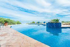 Villa para 7 personas con vistas al mar