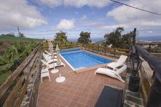 Casa rural con piscina en la zona de Los Castillos
