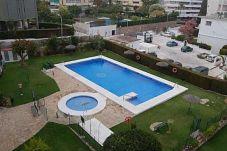 Apartamento con piscina en Benalmadena