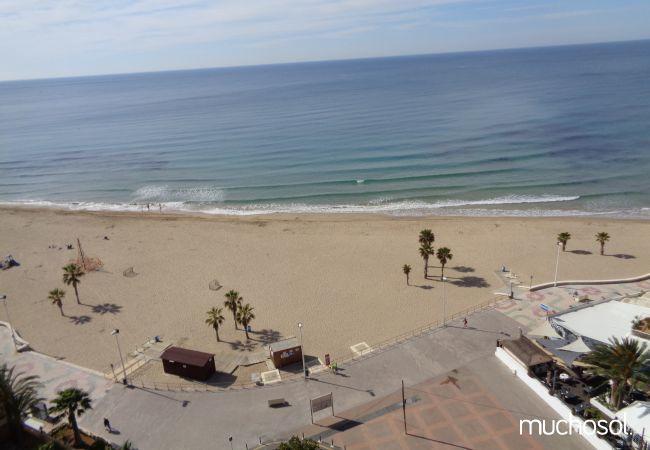 """Apartamento en playa """"Arenal-Bol"""" - Ref. 50874-2"""