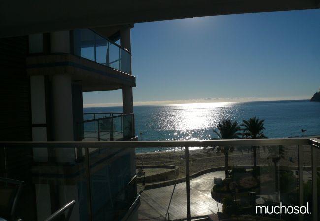 Apartamento en Calpe en prinera línea de playa - Ref. 49556-13