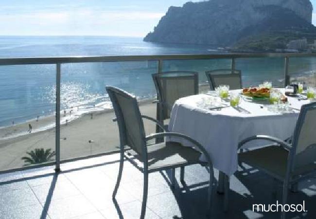 Apartamento en Calpe en prinera línea de playa - Ref. 49556-11