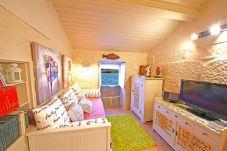 Casa para 3 personas con vistas al mar
