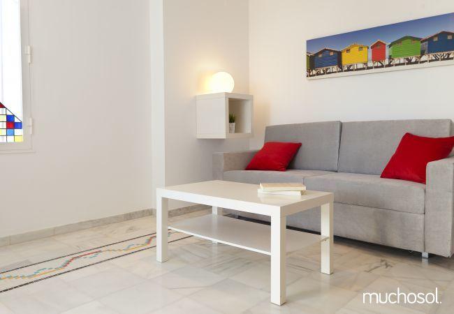 Precioso apartamento con vistas al mar - Ref. 84910-12