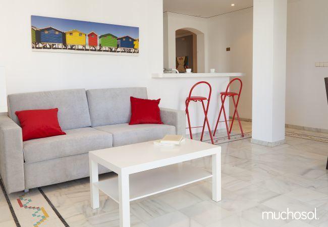 Precioso apartamento con vistas al mar - Ref. 84910-5