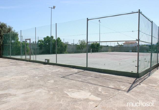 Villa con piscina y pista de tenis privada - Ref. 110512-3