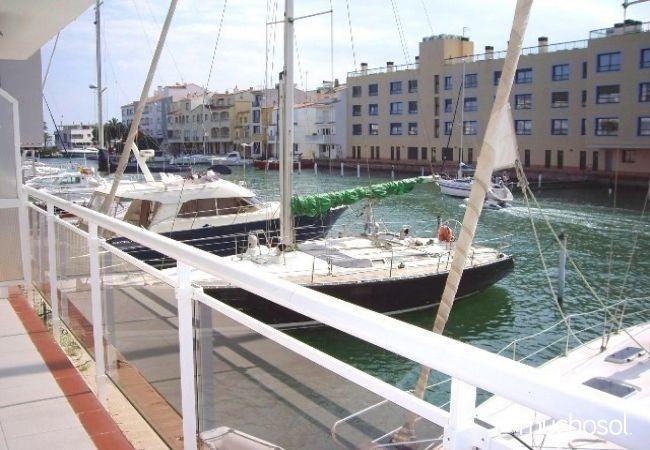 Estudio en Empuriabrava, Gerona / Girona - Ref. 78804-4