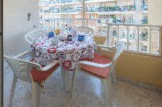 Apartamento de 2 habitaciones en Gandia