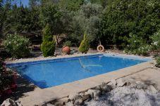 Casa con piscina en Grazalema