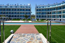 Apartamento con piscina en Javea / Xàbia