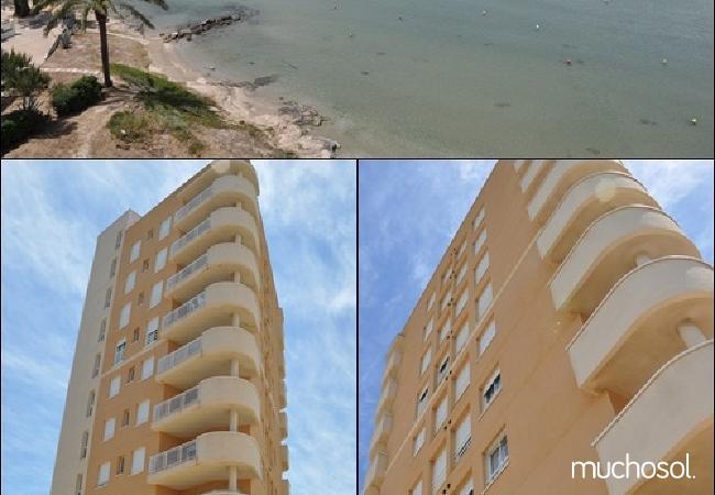 Apartamento con piscina en la Manga del Mar Menor - Ref. 57989-2
