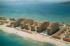 Apartamento en primera línea de playa en la Manga del Mar Menor