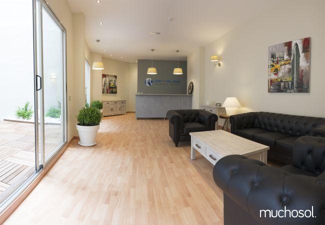 Apartamento de 1 habitación a 2000 m de la playa en Málaga ciudad - Ref. 126710-4