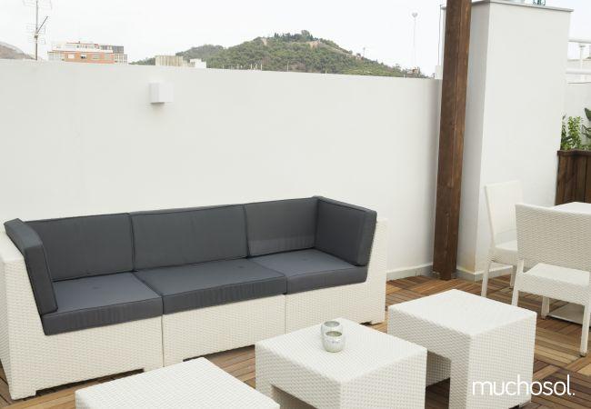 Apartamento de 1 habitación a 2000 m de la playa en Málaga ciudad - Ref. 126710-8