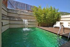 Casa con piscina en Mancor de la Vall