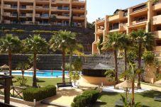 Apartamento para 5 personas con vistas a la piscina