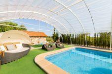 Finca con piscina en Montuïri