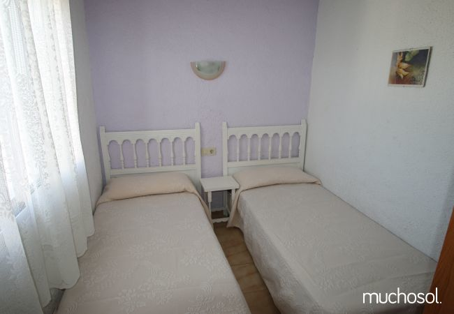 Apartamento para 6 personas a cien metros de la playa - Ref. 74485-6