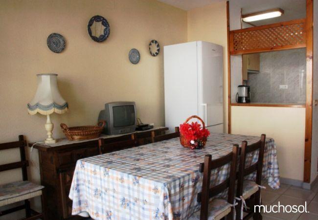 Apartamento junto al mar en Peñiscola - Ref. 119820-15