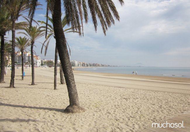 Apartamento junto al mar en Peñiscola - Ref. 119820-20
