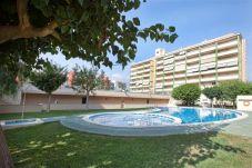 Apartamento en primera línea de playa de Peñiscola
