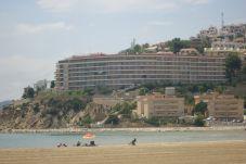 Apartamento en Peñiscola para 4 personas con 2 habitaciones