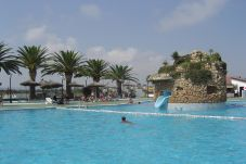 Bungalow con piscina en Peñiscola