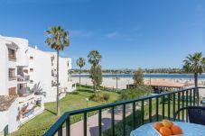 Apartamento de 2 habitaciones a 20 m de la playa