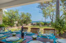 Villa en primera línea de playa de Port de Pollença