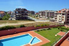 Apartamento en Portonovo para 6 personas con 3 habitaciones
