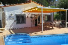 Villa en Rosas / Roses a 3 km de la playa