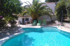 Villa con piscina en la zona de Mas Fumats