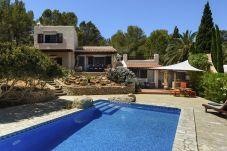 Villa en Sant Josep de Sa Talaia / San Jose para 6 personas con 3 habitaciones