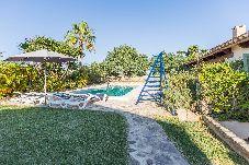 Villa en Santanyi a 7.9 km de la playa