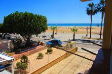 Apartamento en primera línea de playa de Torredembarra