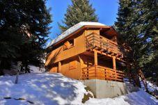 Chalet en primera línea de pista de esquí de Ustou