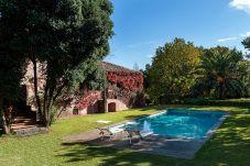 Villa para 11 personas con vistas al jardín