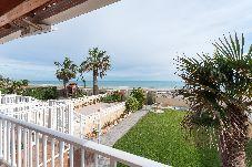 Apartamento en primera línea de playa de Xeraco